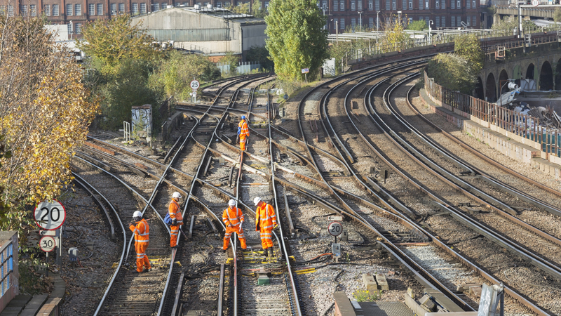 More than 700 Carillion rail jobs likely saved in dealImage