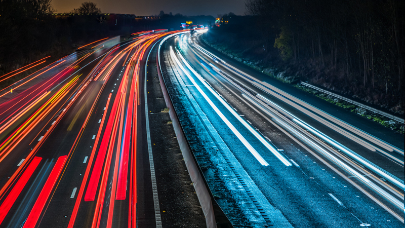 Self-fixing roads and accident drones: A futuristic vision for England's motorways Image