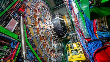 World's first dark matter detection system launchedImage