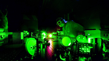 Laser as bright as a billion Suns could shine a light for engineers Image