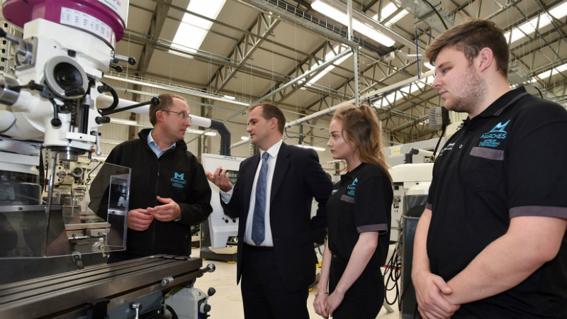 New £4m training centre will help create the engineers of tomorrowImage