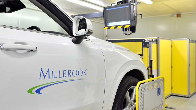 Millbrook Group opens climatic emissions test facilityImage