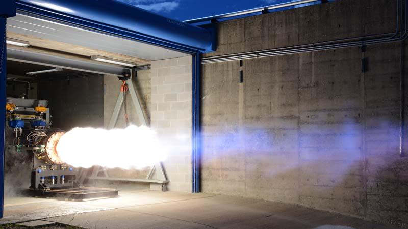 US engineers rocket ahead with simulation-based design Image