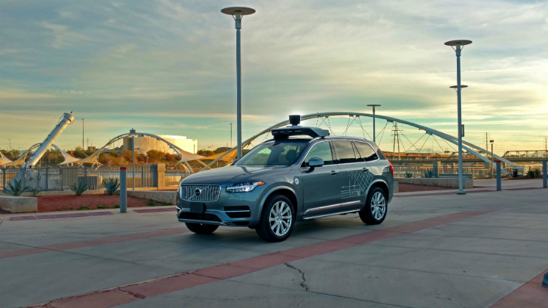 Fatal Uber crash 'highlights challenges of autonomous cars alongside human drivers'Image