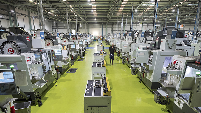 £5m Protolabs expansion to boost quick 'on-demand' manufacturing Image