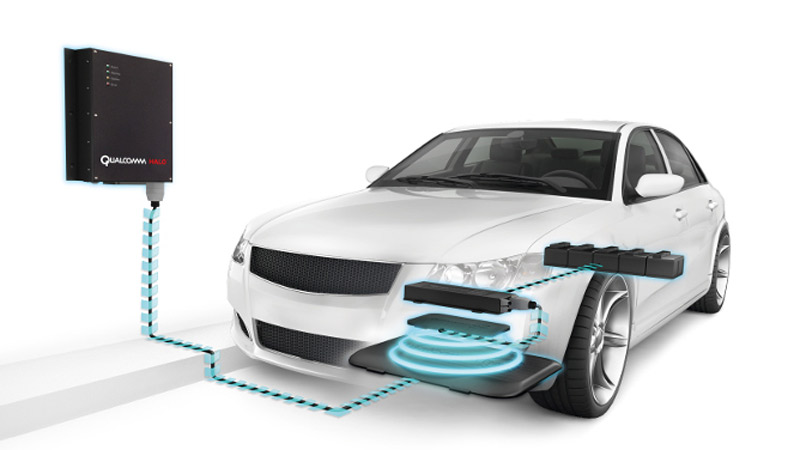 Qualcomm and Lear sign commercial wireless electric vehicle charging partnershipImage