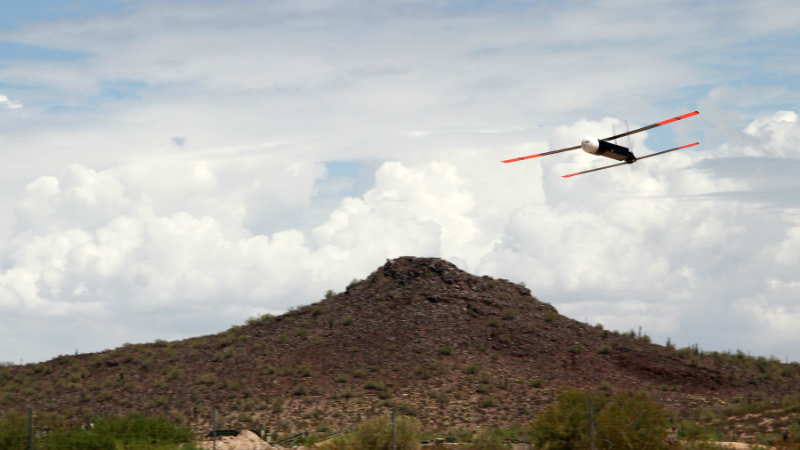 Drone-missile hybrids will seek and destroy enemy unmanned vehicles Image