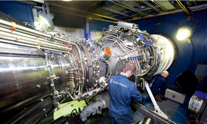 Union slams Rolls-Royce job plan