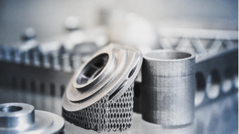 FEATURE: Design optimisation is key for direct metal laser sintering Image