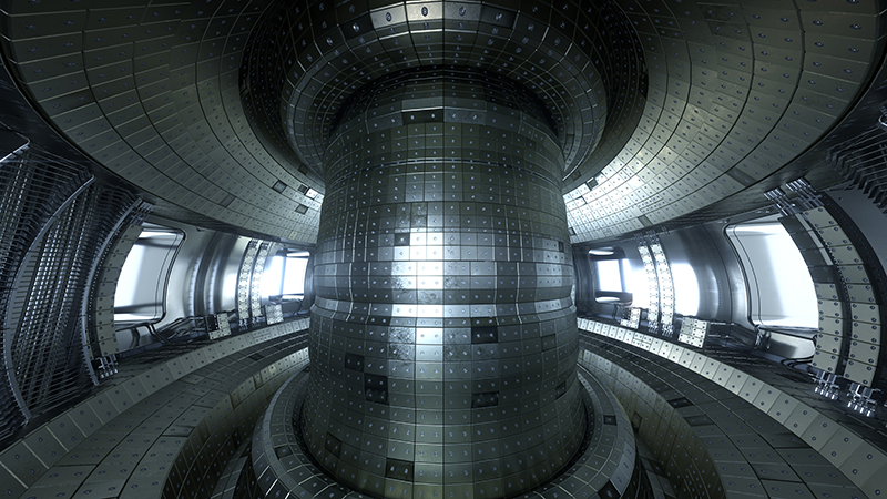 Nuclear fusion no longer a pipe dream – but it could be too late for climate crisis Image