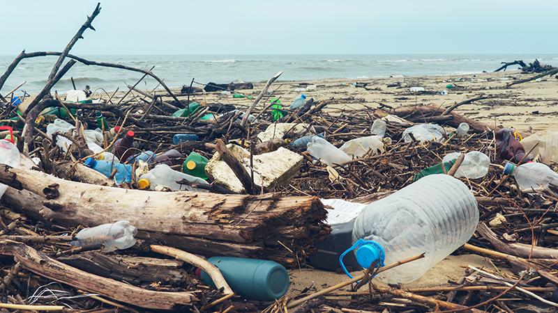 How an IMechE member turns plastic back into oil Image