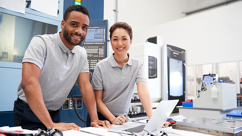 Engineering 'is the fourth most trusted profession in the UK'Image