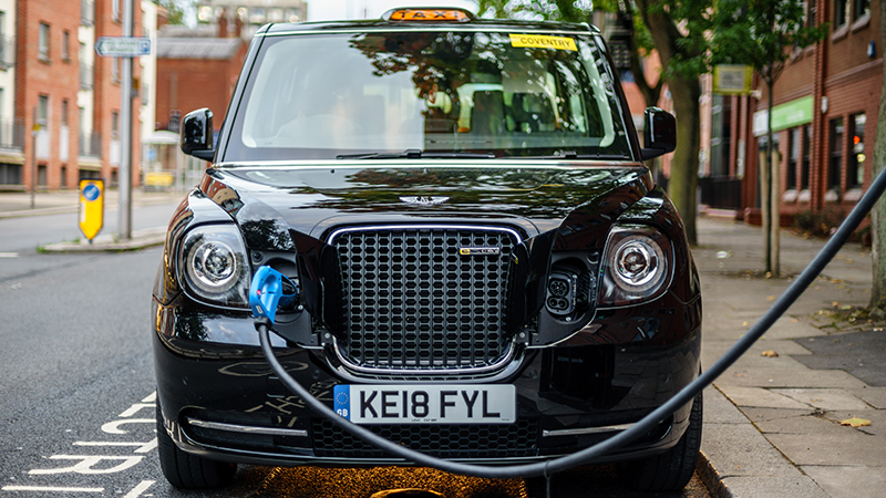 Councils to install more than 300 ultra-low emission taxi