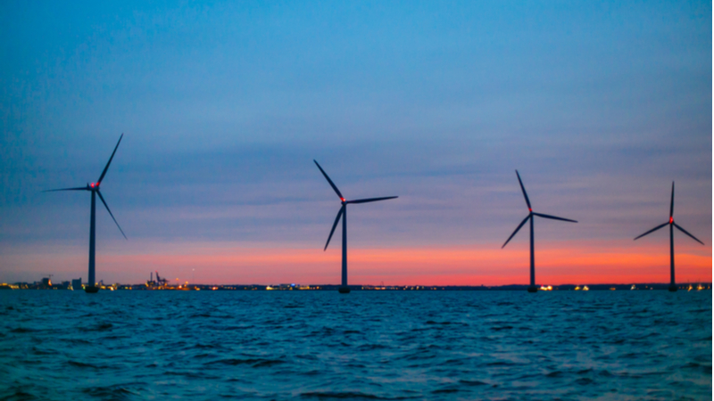 Global offshore wind projects surge by nearly 50% in 2020 Image
