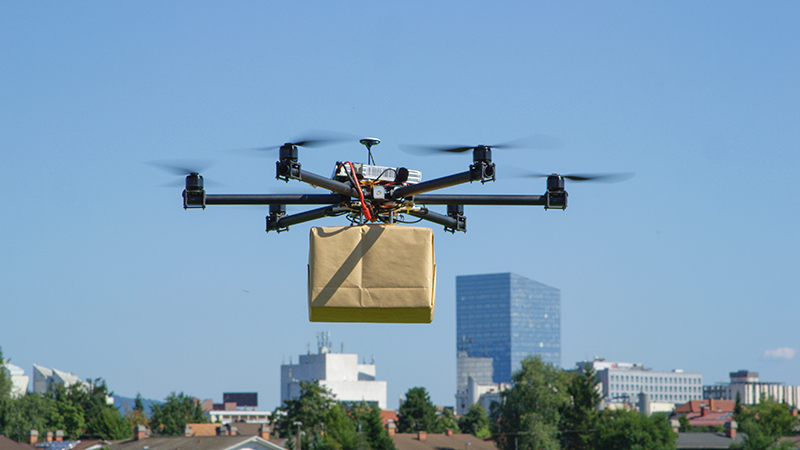 Low-flying support for delivery drones and manufacturing woes: 10 top stories of the week Image