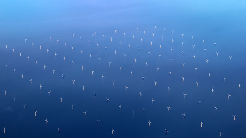 AI could save billions by toughening-up wind-turbine blades to beat erosion Image