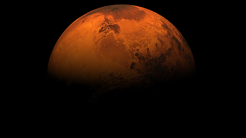 Mini space stations could fuel efficient Mars missionsImage