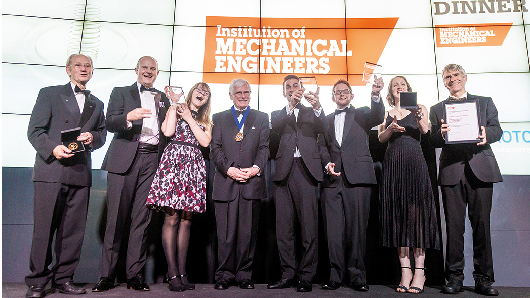 IMechE honours exceptional engineers at annual dinner Image