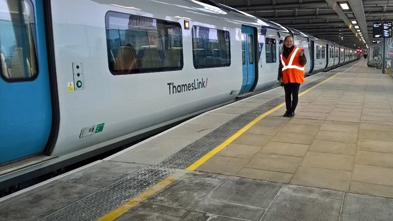 Mind the gap: keeping trains and platforms level is a 'complex' issueImage
