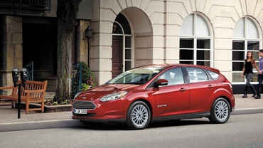 'Laggard' Ford announces line of fully-electric vehicles for Chinese market Image