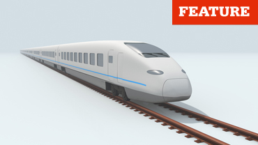 HS2 rail future: blockchain, Li-Fi and much more Image