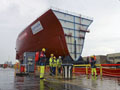 thumbnail HULL SECTION FOR HMS PRINCE OF WALES DEPARTS FOR ROSYTH