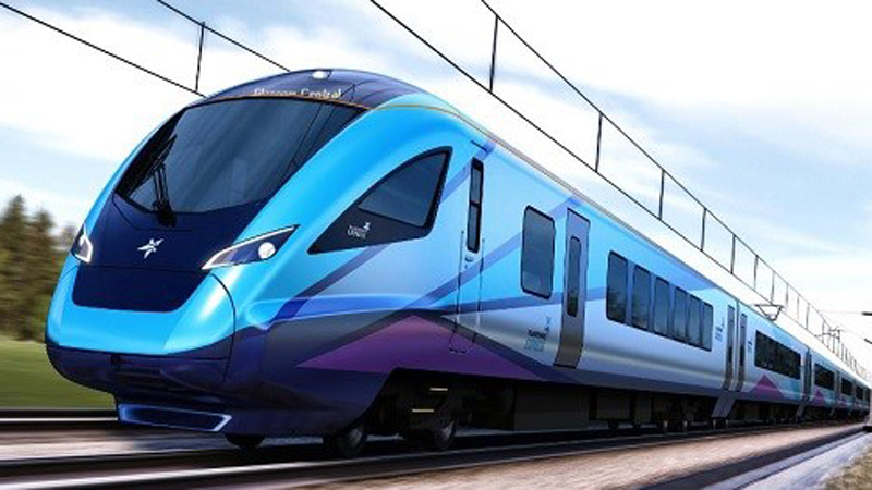 CAF wins contract to build carriages for TransPennine Express Image