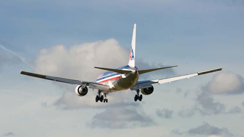 Climate change will slow transatlantic flights Image