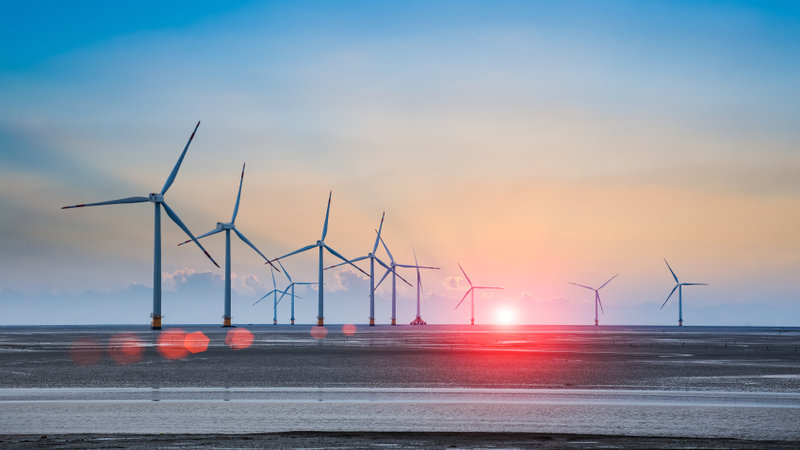Offshore wind on target to become lowest-cost, large scale clean energy source Image