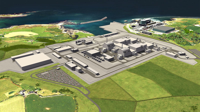 Two new nuclear reactors could power 10m UK homes  Image