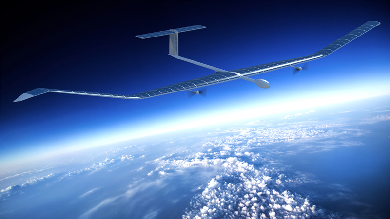 Williams to bring F1 tech to Airbus' record-breaking Zephyr solar droneImage